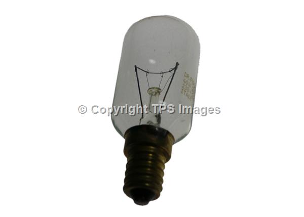 Electrolux Aeg Genuine E14 40w Oven Bulb