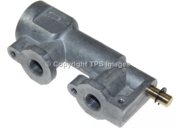 Oven Inlet Valve