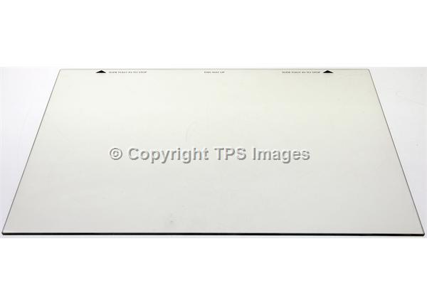 083347002 Belling Genuine Top Oven Inner Door Glass